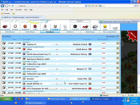 hướng dẫn dùng sopcast để xem ngọa hạng Anh