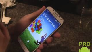 Samsung Galaxy S4 - Completo VideoAnalisis en Espaol // Pro Android