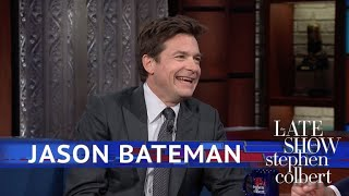Jason Bateman Shook Trump's Hand From Across The Country