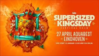 Partyraiser @ Supersized Kingsday Festival 2018