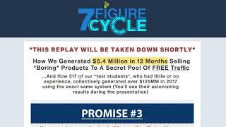 7 Figure Cycle Bonus - Change Your Life Today