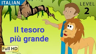 """The Greatest Treasure: Learn Italian with subtitles - Story for Children """"BookBox.com"""""""