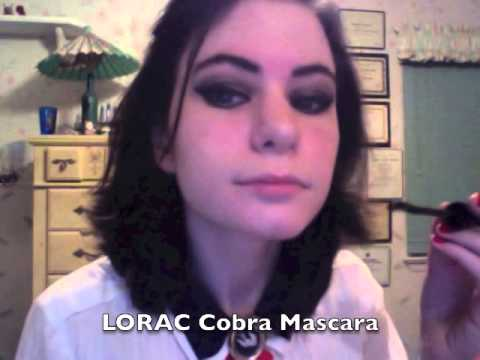 Elizabeth BioShock Infinite Burial at Sea Makeup Tutorial
