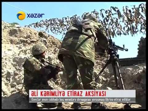 Xəzər Xəbər (21:00 10.04.2016)