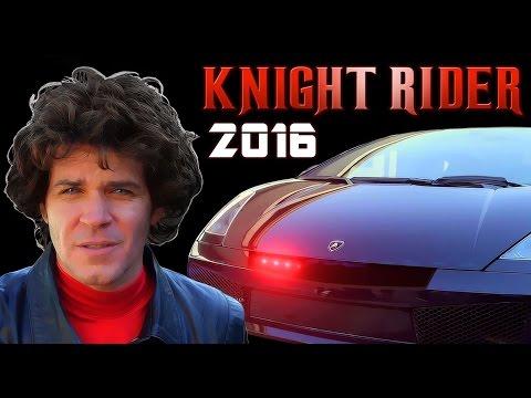 Knight Rider 2016 video