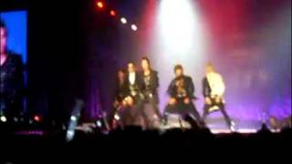 "MBLAQ (엠블랙) - ""OH YEAH"" @ Legend of Rainism in Seoul, Korea"