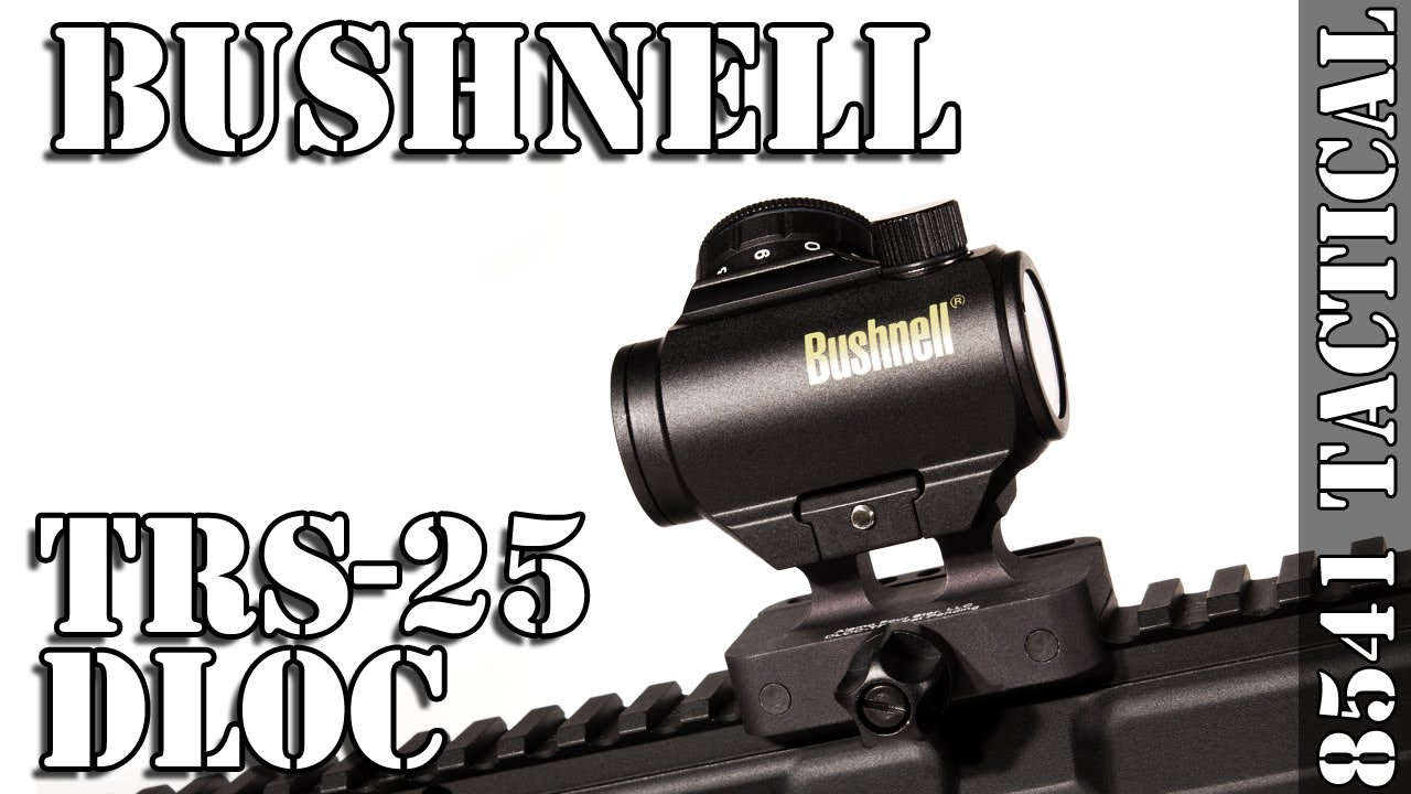 Bushnell Trs 25 Test Run