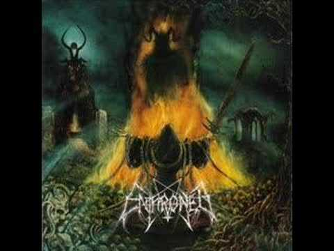Enthroned - Deny The Holy Book Of Lies
