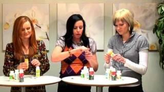 Ihanat Naiset testaa - Jogurtti- ja tehojuomat