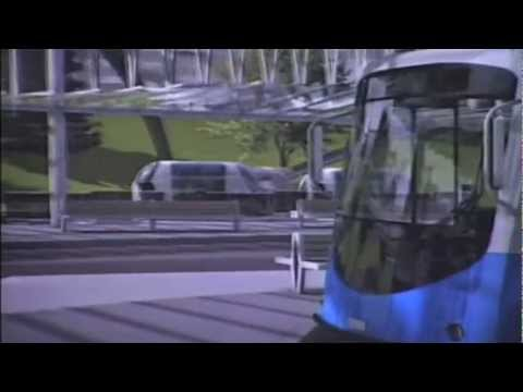 Personal Rapid Transit in Sustainable Cities - a presentation by Ultra Global PRT