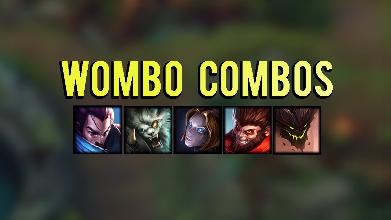 Best Wombo Combos Montage 2016 | League of Legends