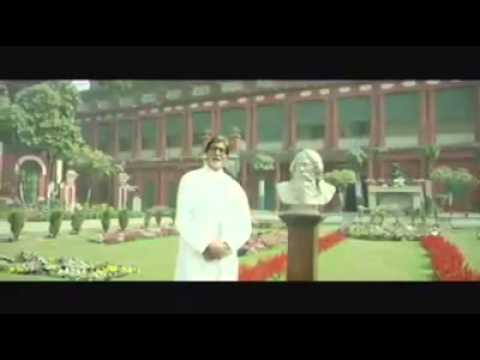National Anthem sung by Amitabh Bachan