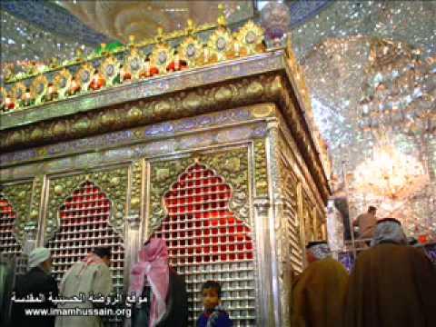 Na Poochiye Ke Kya Hussain Hai  Imran Nasir Jafri  0321-4600841 video