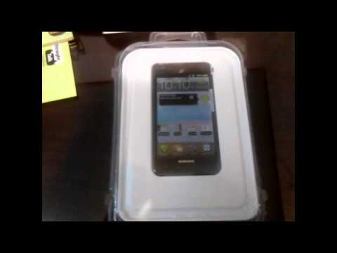 Samsung Galaxy S II by Straight talk