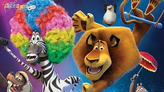 Madagascar 3 Europe's Most Wanted | Full Movie Game | ZigZag Kids HD
