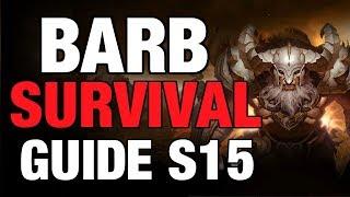 Diablo 3 - Barbarian Starter Guide Season 15 Patch 2.6.1 Wrath of the Waste