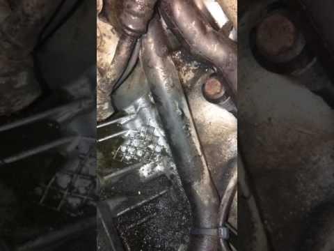 BMW E46 Coolant Leak Under Intake Manifold Part 1