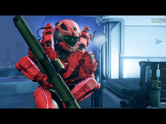 Halo 5: Guardians - Going on a Sword Spree in the Halo 5 Beta - IGN Live