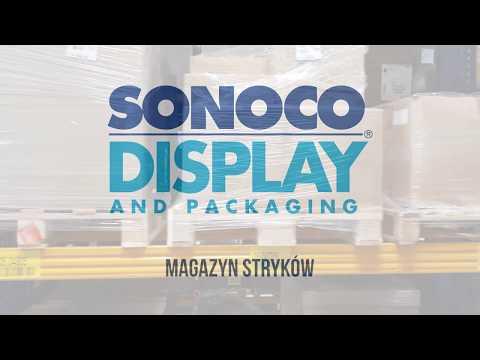 Sonoco Stryków - Magazyn.