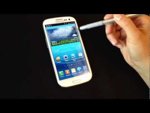 Samsung Galaxy S3 Phone Unboxing By KaysCase US