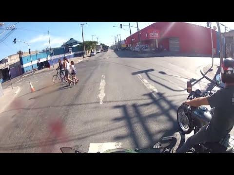 AVG Moto Vlog Primeira Revisão da Ninja300