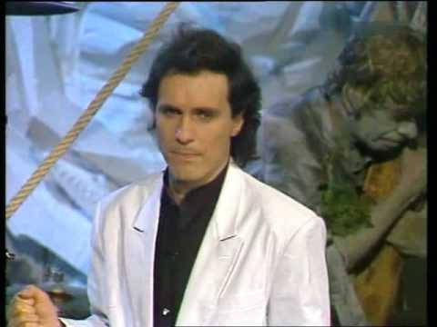 Peter Schilling Terra Titanic (Live at Bananas TV Show) retronew