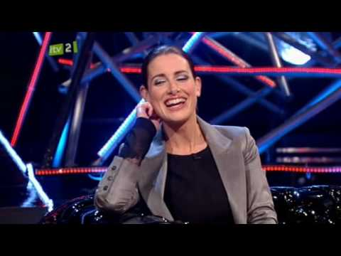 Justin Lee Collins Show - Kirsty Gallacher