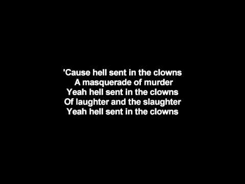 Lordi - Hell Sent In The Clowns