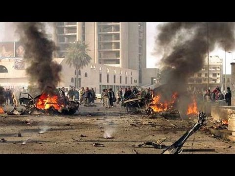 Bombing Attacks In Iraq Kill At Least 21 People video