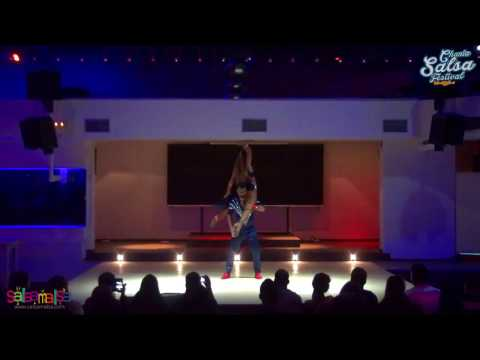 Panagiotis & Sandy Show | 2.Chania Salsa Festival