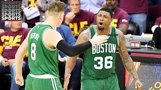 The Celtics Injected Life Into the NBA Playoffs [LeBron Snaps at Reporter]