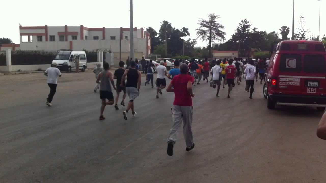 Riad L'fakia Rabat Course N°1 de l Ista Hay Riad
