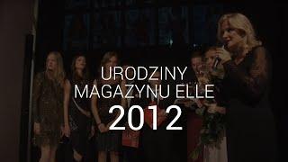 18 urodziny Elle - 2012