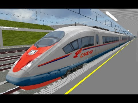 Siemens Velaro Pack - Version 1.9 Download here: http://www.mediafire.com/download/o9w0h26g8lhvk5w/Siemens_Velaro_V1.9.rar Routes to run on: ...