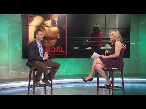 Tony Goldwyn ❤️ Amazing interview on Good Day LA 27.02.18