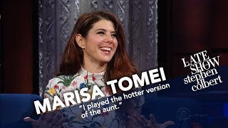 Marisa Tomei And Stephen Perform An