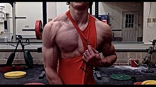 David Laid Chest Workout aka Push Day