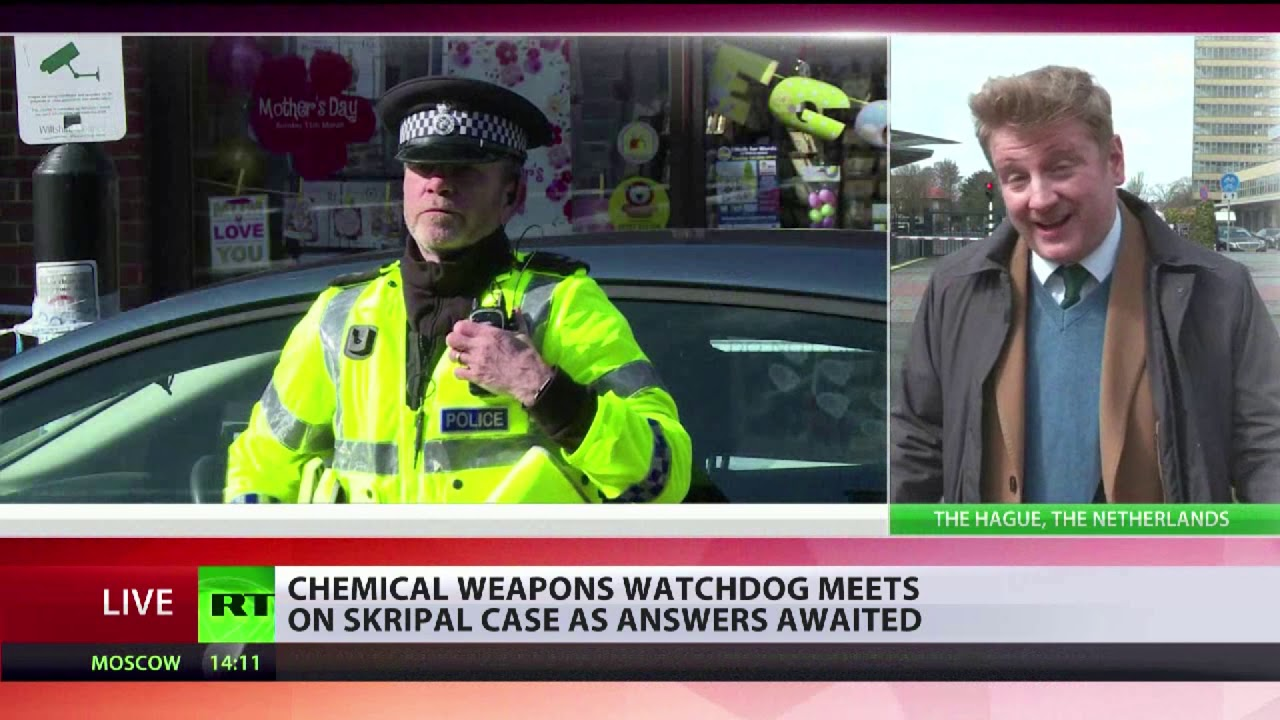 OPCW watchdog meets to discuss Skripal case
