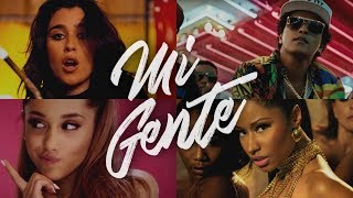 download lagu Mi Gente The Megamix – Bruno Mars · J.bieber gratis