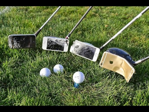 Can You Golf With An IPhone? Using IPhones As Golf Clubs
