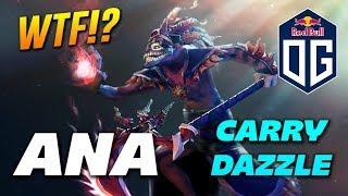 Ana WTF Cancer Carry Dazzle | Dota 2 Pro Gameplay