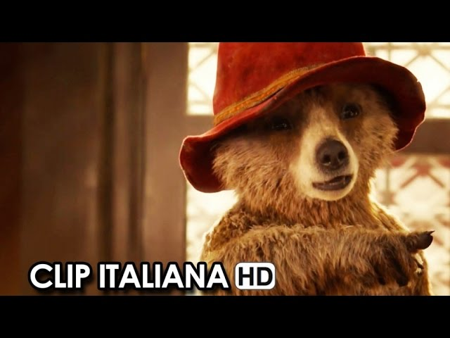 Paddington Clip Italiana 'Tea Room' (2014) - Nicole Kidman HD