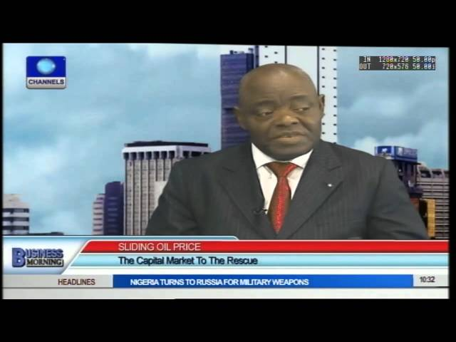 Sliding Oil Price: Can Nigeria's Capital Market Save The Day? Pt.1