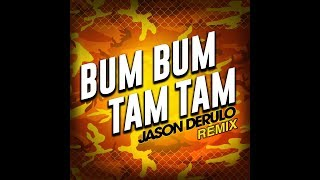 download lagu Jason Derulo - Bum Bum Tam Tam Remix gratis