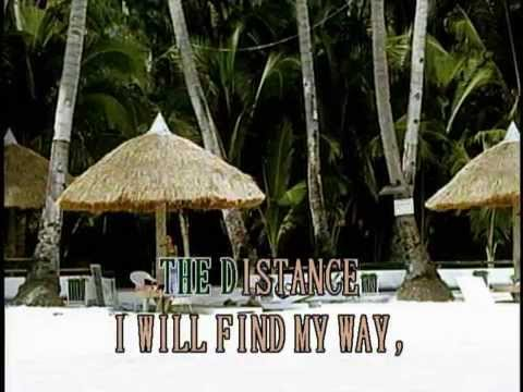 Go The Distance Karaoke video