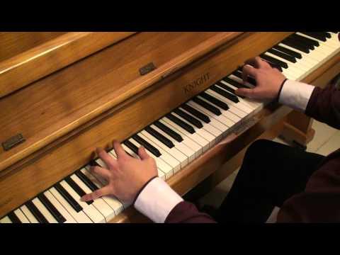 Lady Gaga - Judas Piano By Ray Mak video