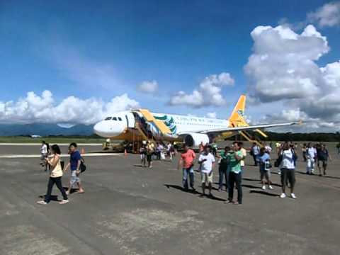 Puerto Princesa Airport Palawan - TravelOnline TV
