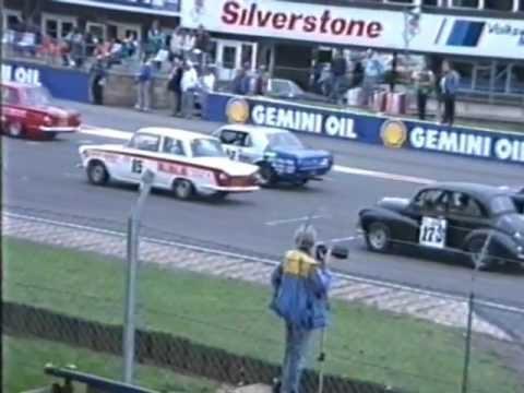 Saloon Car Racing Historic Saloon Car Racing