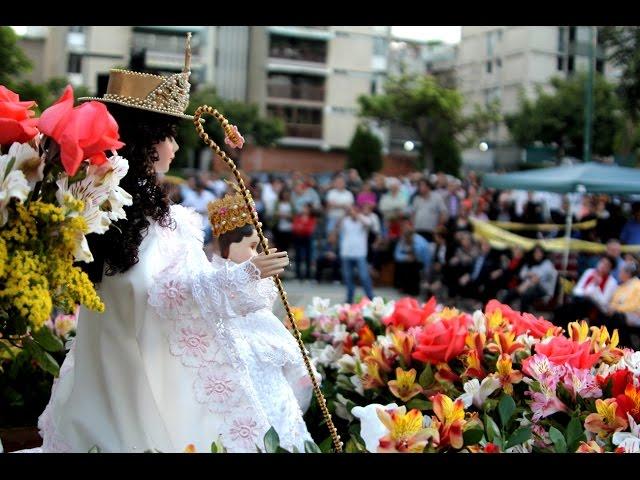 Alcaldía de Baruta 2015 / Baruteños veneraron a la Divina Pastora