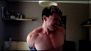 Gay Jr Bodybuilder Tight Clothes Struggles
